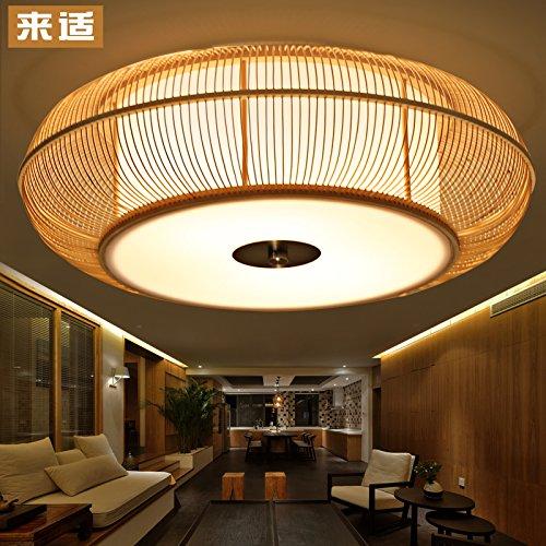 kreative japanischen tatami koreanische bambus lampe beleuchtung wohnzimmer esszimmer. Black Bedroom Furniture Sets. Home Design Ideas