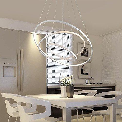 LED Kronleuchter kreative Runde Esszimmer Kronleuchter Hängeleuchte für leuchtenden moderner Kronleuchter