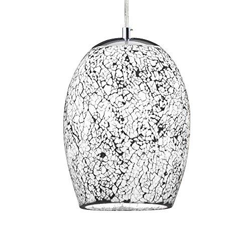 LED-Pendelleuchte-Mosaikglas-Crackle--18cm-wei-0