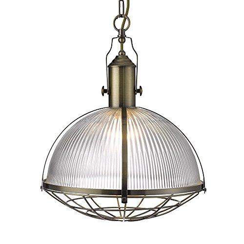 LED-Pendelleuchte-Vintage-Cage--31cm-altmessing-0