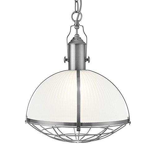 LED-Pendelleuchte-Vintage-Cage--31cm-nickel-matt-0