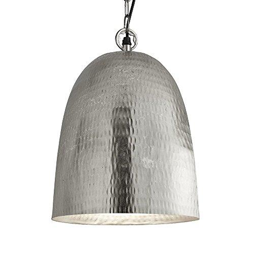 LED-Pendelleuchte-Vintage-India--26cm-nickel-matt-0