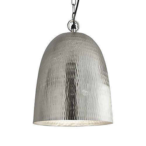 LED-Pendelleuchte-Vintage-India--35cm-nickel-matt-0