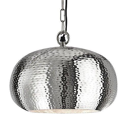 LED-Pendelleuchte-Vintage-India--39cm-chrom-0