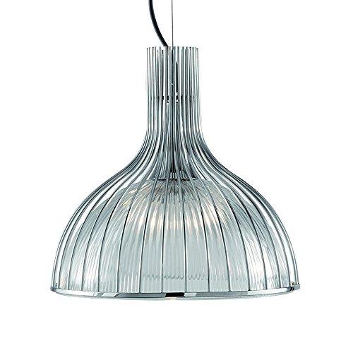 LED-Pendelleuchte-Vintage-Montana--31cm-chrom-0