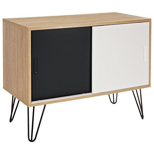 LOMOS-No16-Kommode-aus-Holz-mit-zwei-Schiebetren-im-modernen-Retro-Design-0