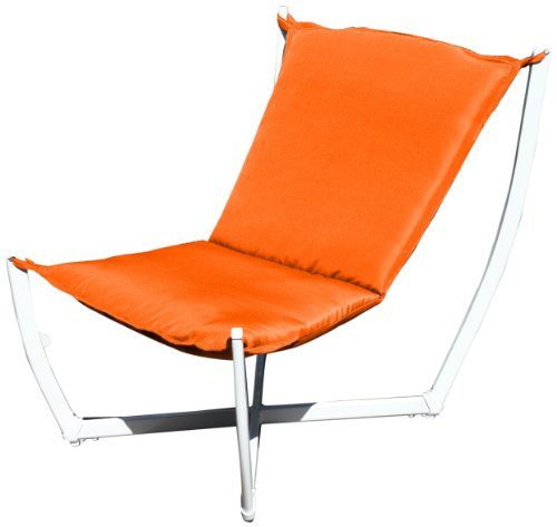 Leco Chillout Sessel, orange