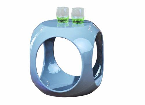 Links-99101060-Beistelltisch-grau-hochglanz-Wohnzimmertisch-Beistell-Tisch-Nachttisch-Design-0