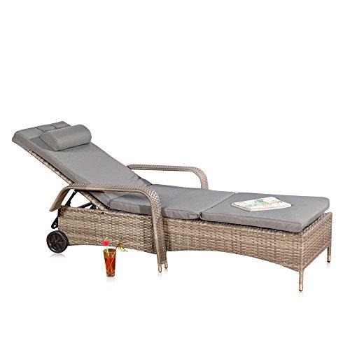 Loungeliege-Rattan-Sonnenliege-Polyrattan-Lounge-Gartenliege-verstellbar-0