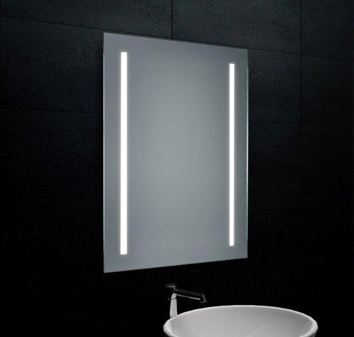 Lux aqua design wand lichtspiegel badezimmerspiegel led - Lux aqua spiegel ...