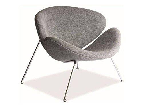 MAJOR-Retro-Sessel-Loft-Industrial-Design-6-Farben-Chromgestell-Grau-0