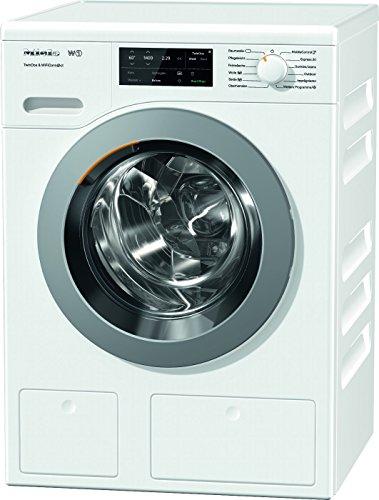 Miele WCE TDos&WiFi Waschmaschine Frontlader/A+++/1400 UpM/8 kg/TwinDos