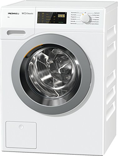 Miele WDB 005 WCS Waschmaschine Frontlader/A+++/1400 UpM/7 kg/DirectSensor-Bedienung/ProfiEco-Motor/CapDosing/Mengenautomatik/Watercontrol-System