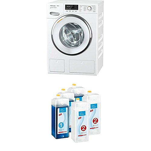 Miele WMH122WPS PWash 2.0 und TwinDos XL W1 Waschmaschine Frontlader mit PowerWash 2.0/A+++/1600 UpM/Quick Power Wash/Twin Dos