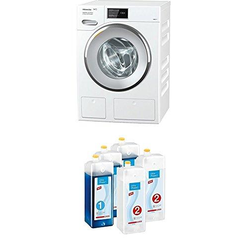 Miele WMV963WPS Waschvollautomat/1600 UpM/130 kWh/Jahr/9 kg/WiFiConnect/TwinDos