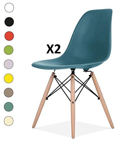 Millhouse Hochqualitativer Stuhl im Retro-Eiffel-Design für Esszimmer und Büros