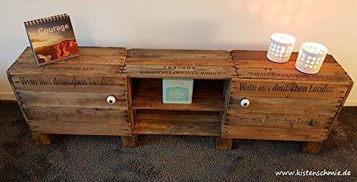 Moviestar-TV-Tisch-Sideboard-aus-alten-Weinkisten-0