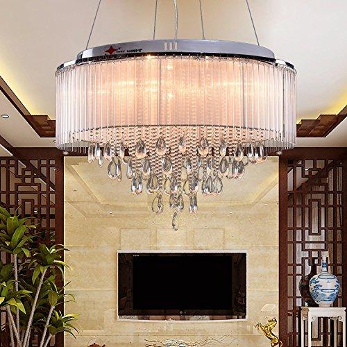 OOFAY LIGHT® G4 moderne 8 Stücke-Kristallleuchter,kunstvoller Kristallleuchter für Wohnzimmer, Kristall-Hängelampe für Schlafzimmer