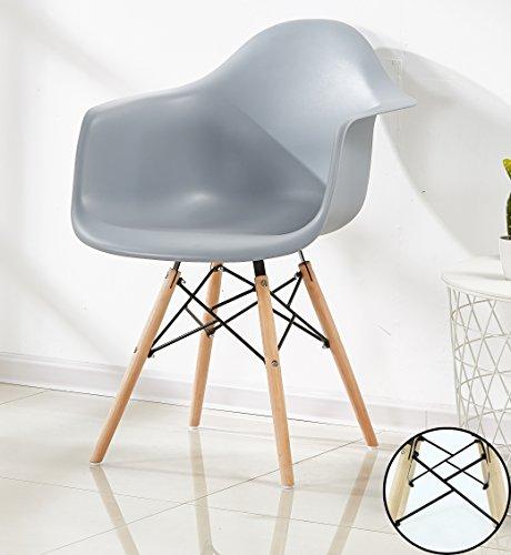 P-N-Homewares-Romano-Da-Moda-Wanne-Stuhl-Kunststoff-Retro-Esszimmer-Sthle-wei-schwarz-grau-rot-gelb-grn-0