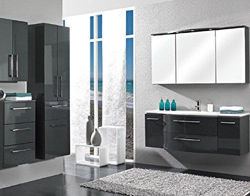 Pelipal-Lunic-3-tlg-Badmbel-Set-Waschtisch-Unterschrank-Spiegelschrank-0