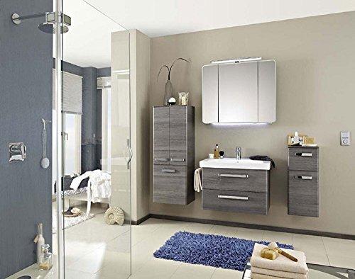 Pelipal-Pineo-3-tlg-Badmbel-Set-Waschtisch-Unterschrank-Spiegelschrank-0-0