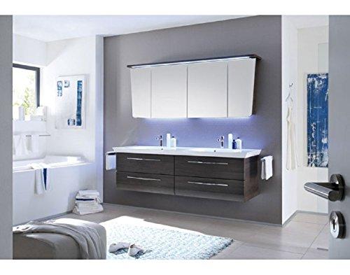 Pelipal-Vialo-3-tlg-Badmbel-Set-Waschtisch-Unterschrank-Spiegelschrank-0