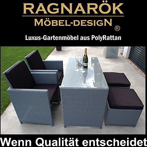 polyrattan gartenm bel deutsche marke eignene produktion 8 jahre garantie auf uv. Black Bedroom Furniture Sets. Home Design Ideas