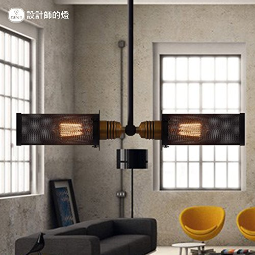 quietness amerikanische l ndliche industrien wind retro lampen edison lange eisen web dual. Black Bedroom Furniture Sets. Home Design Ideas