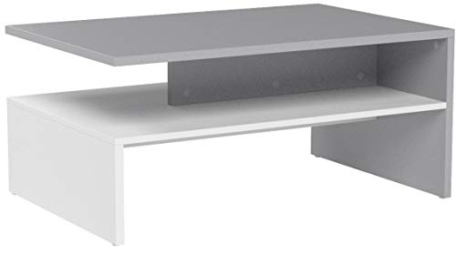 RICOO Couchtisch für Büro & Zuhause - Modern & Praktisch | WM080