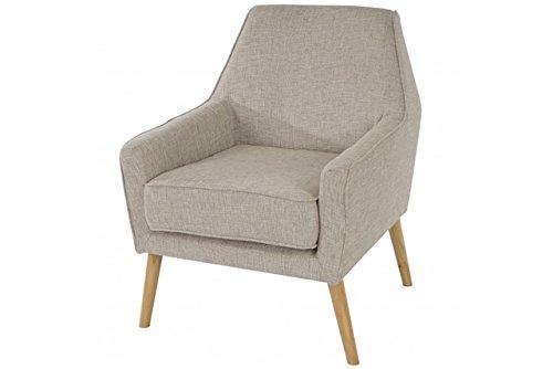 Retro-Club-Sessel-Polstersessel-grau-50er-Loungesessel-Skandinavisches-Design-0