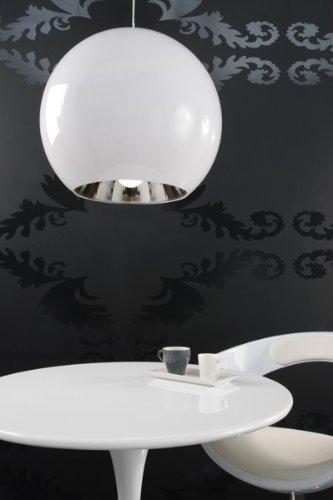 Riesige Kugelleuchte Hängelampe Pendellampe 45 cm Lounge Ball