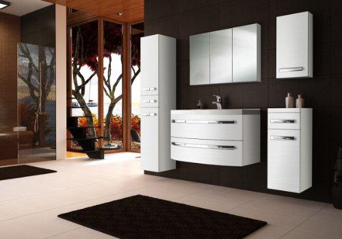 SAM-Badmbel-Set-Dynamic-90-cm-in-hochglanz-wei-5tlg-Badezimmer-mit-Softclose-Funktion-1-Waschplatz-mit-Mineralgussbecken-1-Spiegelschrank-1-Hochschrank-1-Unterschrank-1-Hngeschrank-0