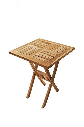 SAM-Teak-Holz-Balkontisch-Gartentisch-Holztisch-Square-60-x-60-cm-quadratisch-zusammenklappbarer-Tisch-aus-Massivholz-leicht-zu-verstauen-0
