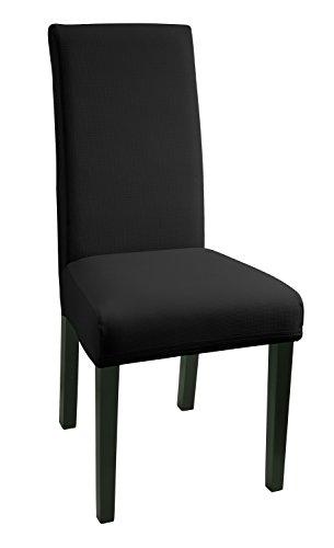 SCHEFFLER-HOME-Mia-aus-Microfiber-Stuhlhussen-2-Stck-Stretch-Stuhlbezug-elastische-moderne-Husse-Dekoration-Stuhl-Abdeckung-aus-Elastik-Stoff-mit-Gummiband-fr-universelle-Passform-bi-elastic-Spannbezu-0