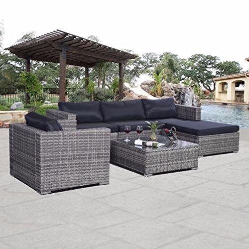 SSITG-Polyrattan-Gartenmbel-Rattan-Set-Sitzgruppe-Lounge-Rattanmbel-Garnitur-Garten-0