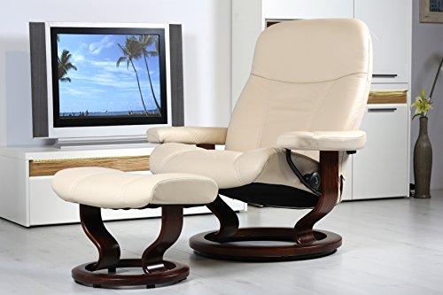 Sessel-Stressless-CREME-inkl-Hocker-Echtleder-Sessel-Sitz-Armlehnen-Hochlehne-Sitzmbel-versandkostenfrei-DEweit-0