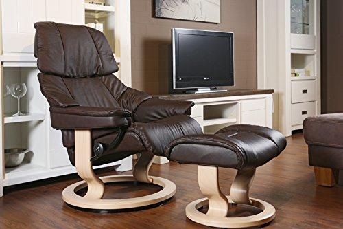 Sessel-Stressless-Chocolate-inkl-Hocker-Echtleder-Sessel-Sitz-Armlehnen-Hochlehne-Sitzmbel-versandkostenfrei-DEweit-0