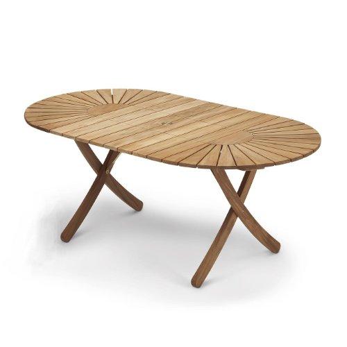 Skagerak-Selandia-Gartentisch-ausziehbar-teak-Lnge-180-280-cm-0