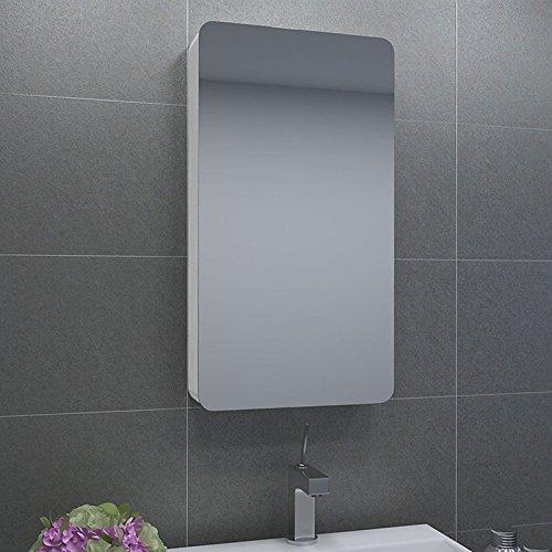 Spiegelschrank Badezimmerspiegel Badspiegel, Superflach 400x730cm