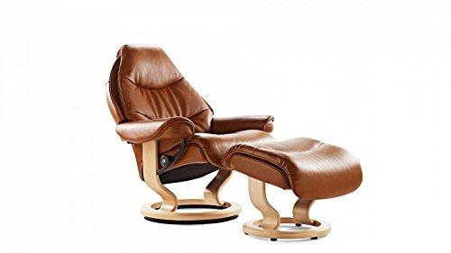 Stressless-Voyager-Sessel-mit-Hocker-M-gnstig-0
