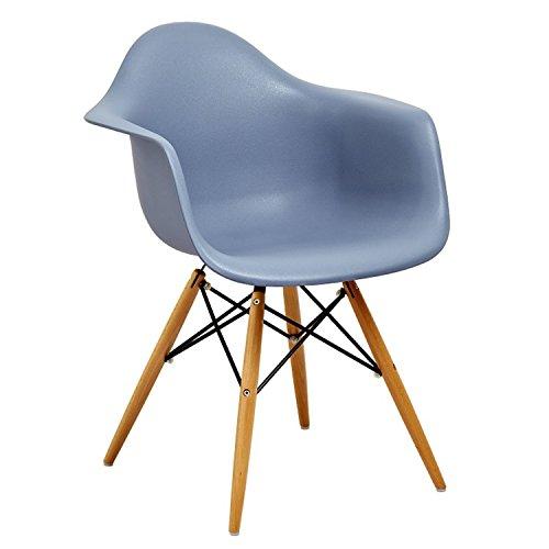 Stuhl DIMERO - COLOR EDITION - Unica Inspiración DAW de Charles & Ray Eames