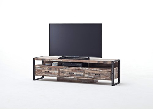 tv board tv sideboard tv lowboard fernsehtisch tv schrank. Black Bedroom Furniture Sets. Home Design Ideas
