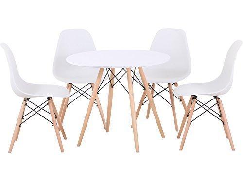 Tegan-Seconique-Esstisch-mit-natrlichem-Holz-Tisch-und-4-Sthle-schwarz-oder-weiss-Eames-Stil-Art-Deco-Stil-Modern-wei-0