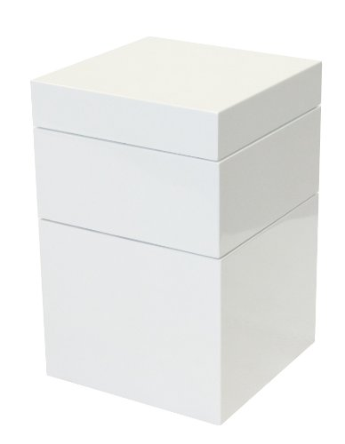 Tenzo-4853-071-Bloc-Designer-Turm-Stauraum-55-x-36-x-36-cm-wei-hochglanz-0