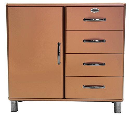 Tenzo-5035-089-Malibu-Deluxe-Designer-Kommode-Sideboard-92-x-98-x-41-cm-MDF-lackiert-kupfer-metallic-0