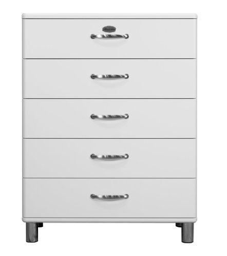 Tenzo-5295-005-Malibu-Designer-Kommode-MDF-lackiert-111-x-86-x-41-cm-wei-0