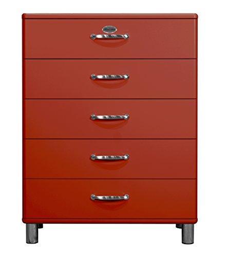 Tenzo-5295-028-Malibu-Designer-Kommode-MDF-lackiert-111-x-86-x-41-cm-rot-0