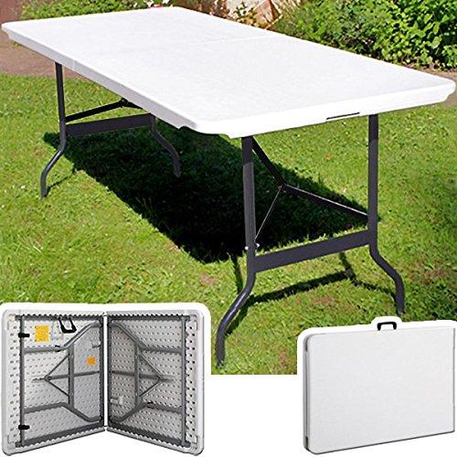 Tisch-klappbar-Kunststoff-wei-74x180-cm-Partytisch-Buffettisch-Klapptisch-0
