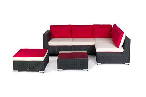 Vanage-XXXL-Gartengarnitur-Chill-und-Lounge-Set-Madrid-bereits-zusammengebaut-schwarz-rot-wei-0