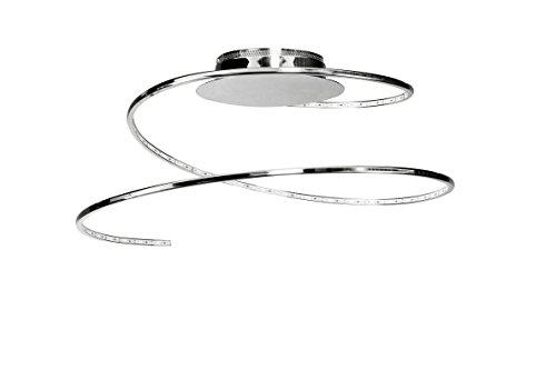 WOFI Deckenleuchte und LED-Deckenlampe EEK A 9543.01.01.0000